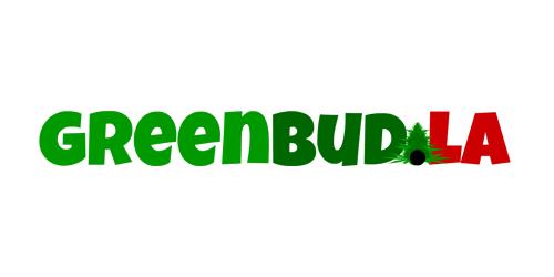greenbud.la Logo