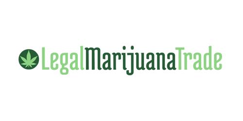 legalmarijuanatrade.com Logo