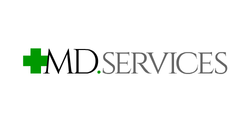 md.services Logo
