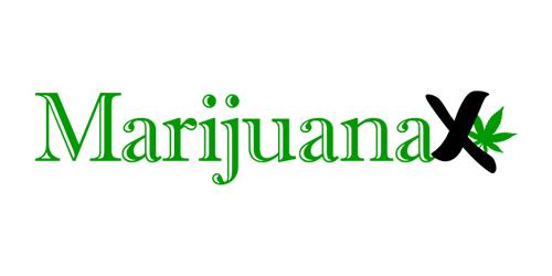 marijuanax.com Logo