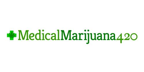 medicalmarijuana420.com Logo