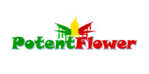 potentflower.com Domain Logo