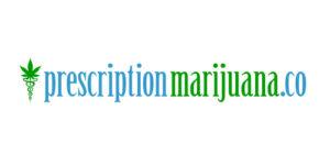 prescriptionmarijuana.co Domain Logo