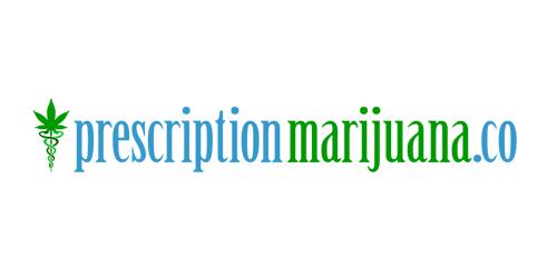 prescriptionmarijuana.co Logo