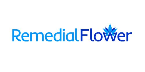 remedialflower.com Logo