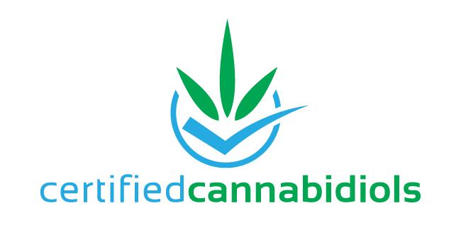 certifiedcannabidiols.com Logo