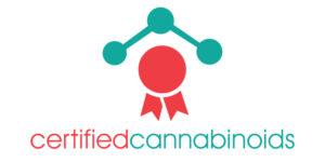 certifiedcannabinoids.com Domain Logo
