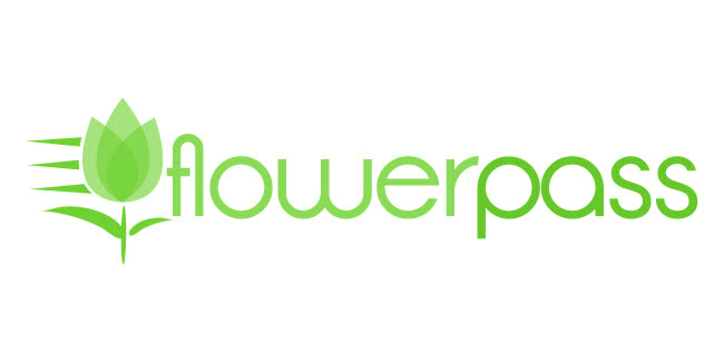 flowerpass.com Logo