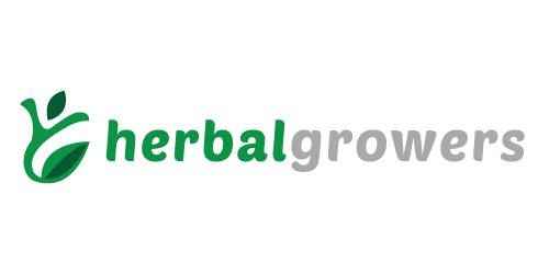 herbalgrowers.com Logo
