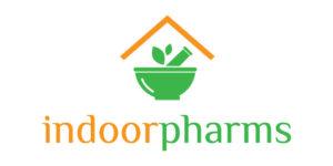 indoorpharms.com Domain Logo