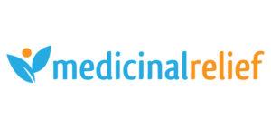medicinalrelief.com Domain Logo