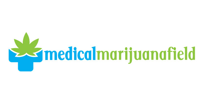 medicalmarijuanafield.com Logo
