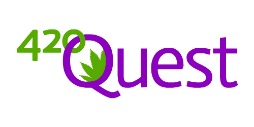 420quest.com Logo
