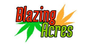 blazingacres.com Domain Logo