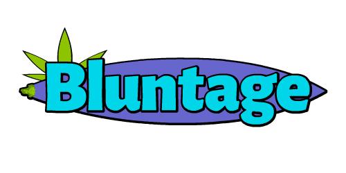bluntage.com Logo