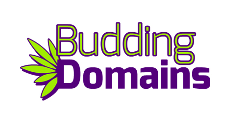 buddingdomains.com Logo
