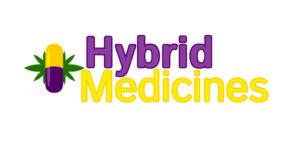 hybridmedicines.com Domain Logo