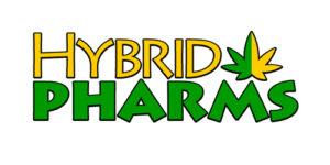 hybridpharms.com Domain Logo