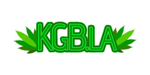 kgb.la Logo