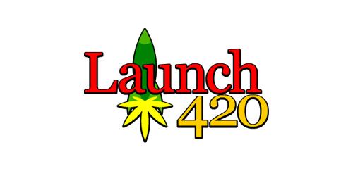 launch420.com Logo