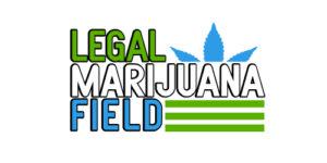 legalmarijuanafield.com Domain Logo