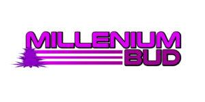 milleniumbud.com Domain Logo