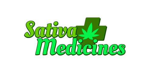 sativamedicines.com Logo