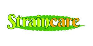 straincare.com Domain Logo