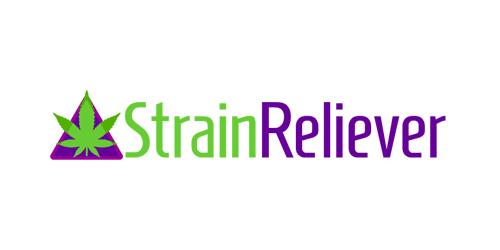 strainreliever.com Logo