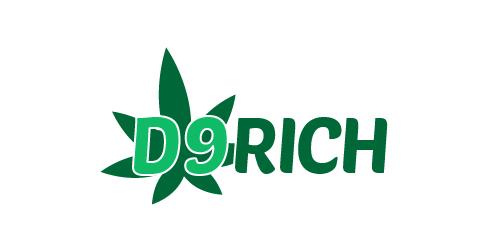 d9rich.com Logo