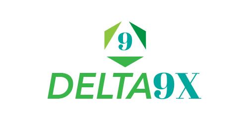 Delta9x.com Logo