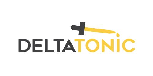 deltatonic.com Logo