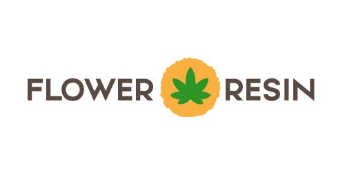 flowerresin.com Logo