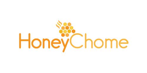 Honeychome.com Logo