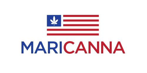 maricanna.com Logo
