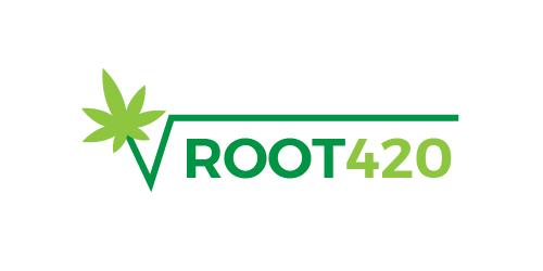 Root420.com Logo