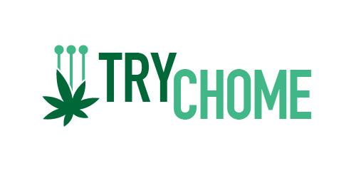 Trychome.com Logo