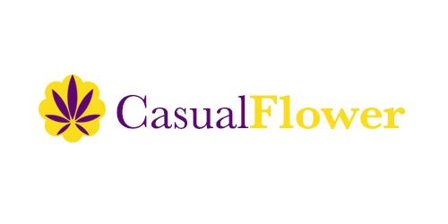 casualflower.com Logo