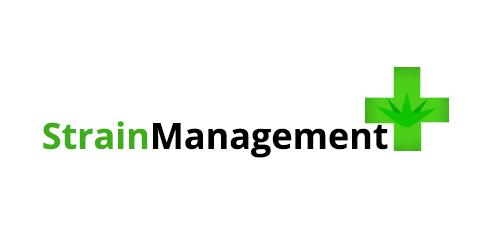 strainmanagement.com Logo