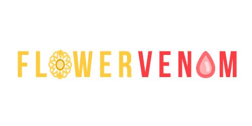 flowervenom.com Logo