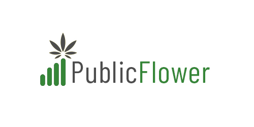 publicflower.com Logo